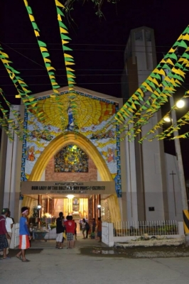 Bacuag Parish Church