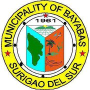 Municipality of Bayabas Seal