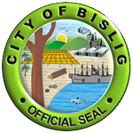 Bislig City Seal