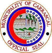Municipality of Carrascal Seal
