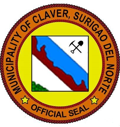 Claver, Surigao del Norte, Official Seal
