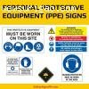 PPE Signs Philippines - Nationwide Delivery