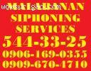 RAA Siphoning Pumbing Services Las pinas city/5443325