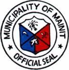 Municipality of Mainit Seal