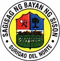 Municipality of Sison Seal
