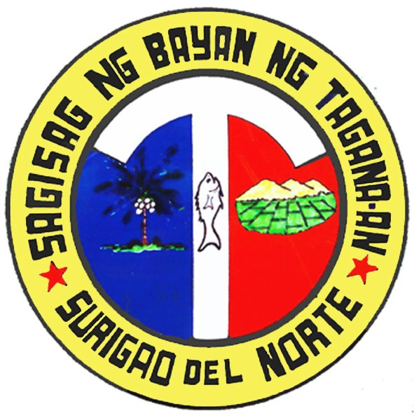Municipality of Tagana-an Seal