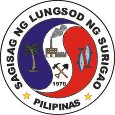 Surigao City Seal