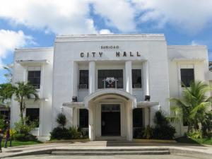 CITY HALL BUILDING, Surigao City