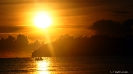 Sunrise in Monong, Tandag City